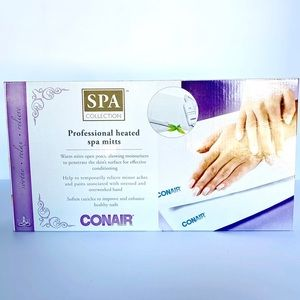 Conair Professional Heated Spa Mitts